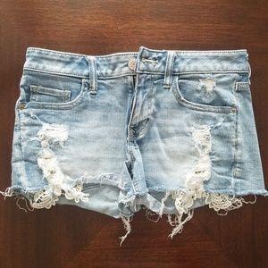 Shorts size 0/1